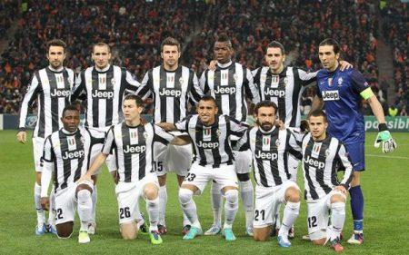 Foto Pemain Juventus Terbaru 2017
