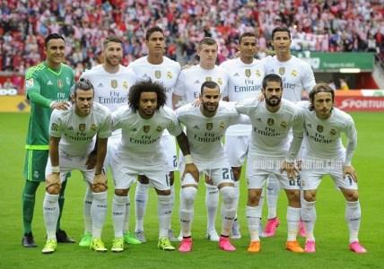 Gambar DP BBM Pemain Real Madrid Lengkap