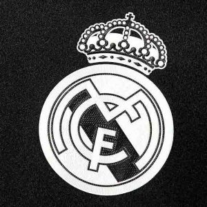 Kaos Real Madrid Hitam Putih
