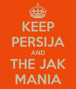 Keep Persija And The Jak Mania