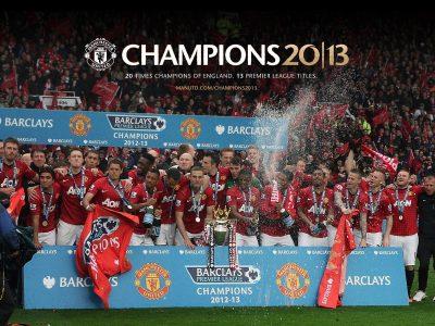 Manchester United Juara Champions