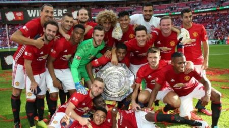Manchester United Win 2017