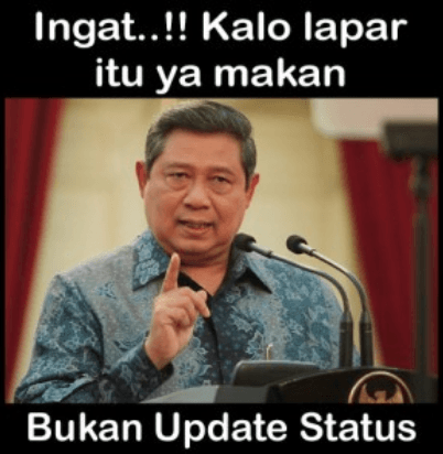 Meme Lucu Jangan Update Status Ponsel Harian 100 Gambar Terkocak