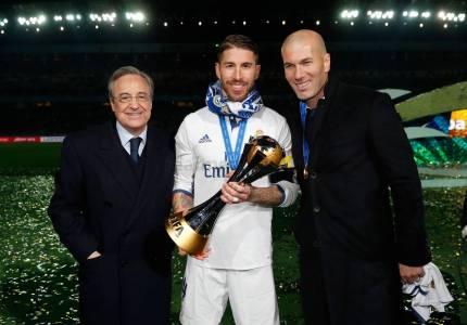 Pelatih dan Kapten Real Madrid