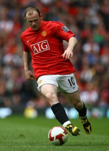 DP BBM Wallpaper Wayne Rooney Best