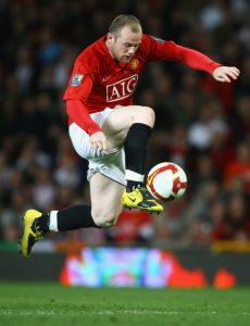 DP BBM Wallpaper Wayne Rooney HD