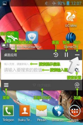 aplikasi cheat game android menggunakan sb game hacker apk