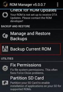 cara custom ROM hp android tanpa pc