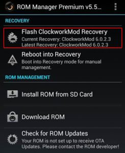 cara custom ROM hp android tanpa pc