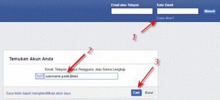cara hack facebook yang mudah