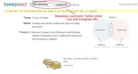 cara melihat siapa saja orang yang sering melihat akun twitter