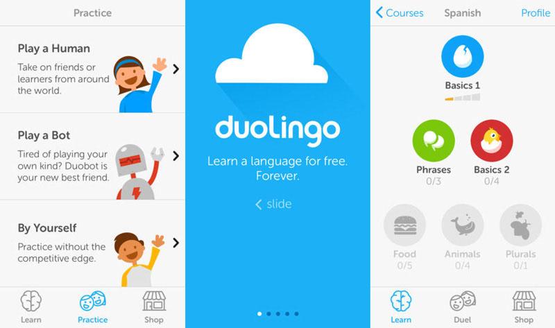 Cara Menguasai 5 Bahasa Asing Menggunakan Aplikasi Duolingo