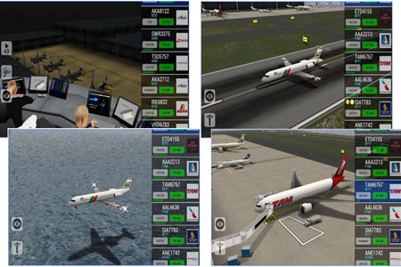 game simulator pesawat terbang di android