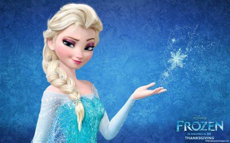kumpulan gambar dp bbm frozen fever elsa dan anna 3D