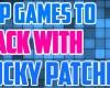 kumpulan game yang bisa di hack menggunakan lucky patcher