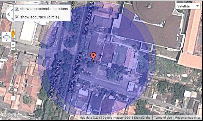Cara menemukan lokasi hp yang hilang