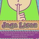 Gambar DP BBM Hijab Muslimah Syar'i Kartun Lucu