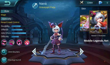 Hero Terbaik Di Mobil Legends Nana