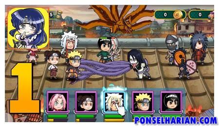 game naruto Ninja Manga Saga To Be Hero