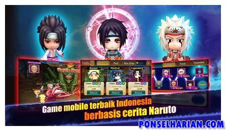 game naruto Ninja World 3D