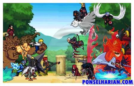 game naruto offline Shinobi War