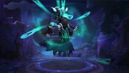 hero vexana necromancer di mobile legends