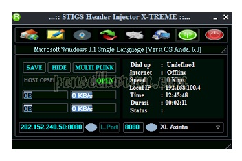download inject axis terbaru