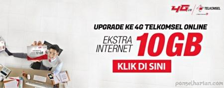 cara mendapatkan kuota internet gratis kartu telkomsel