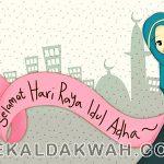Gambar Kartun Anak Qurban