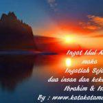 Kata-kata Bijak Idul Adha