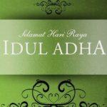 Wallpaper Idul Adha