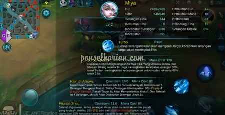 cara cheat damage mobile legends 1 hit one kill