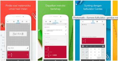 cara gampang jawab soal matematika dengan hp android