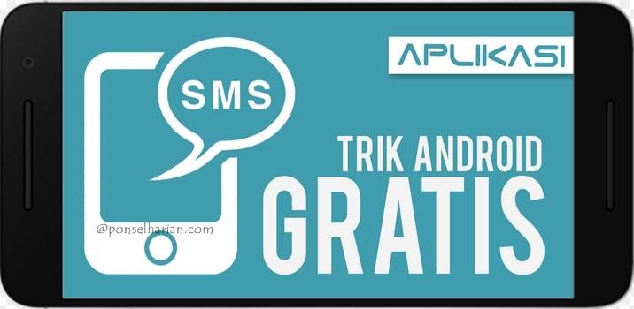 cara sms gratis ke semua operator