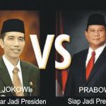 pemilu presiden jokowi lawan prabowo