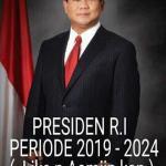 presiden prabowo terbaru 2019