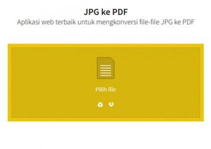 Cara Kompres File JPG ke PDF di Hp Android