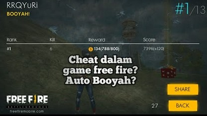 cara cheat game free fire dengan script