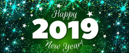 dp bbm happy new year 2019