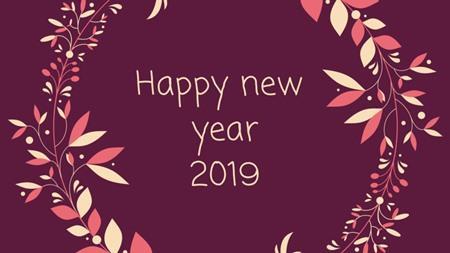 greetings 2019