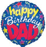 Gambar DP BBM Ucapan Selamat Ulang Tahun Untuk Ayah 1