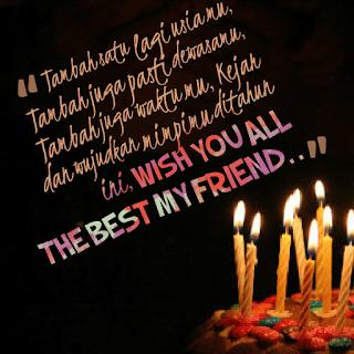dp bbm selamat ulang tahun untuk sahabat 5