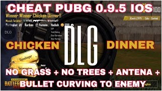 cara cheat pubg chicken dinner