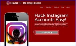 cara hack instagram terbukti