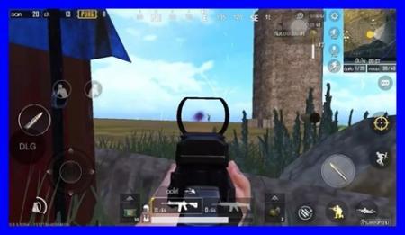 Cheat Magic Bullet PUBG mobile
