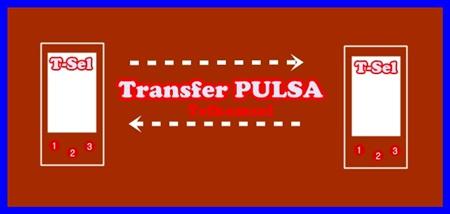 cara transfer pulsa telkomsel gratis
