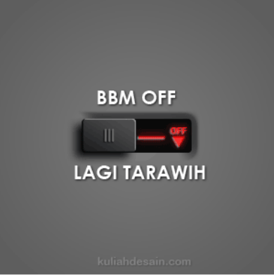 gambar dp bbm tarawih