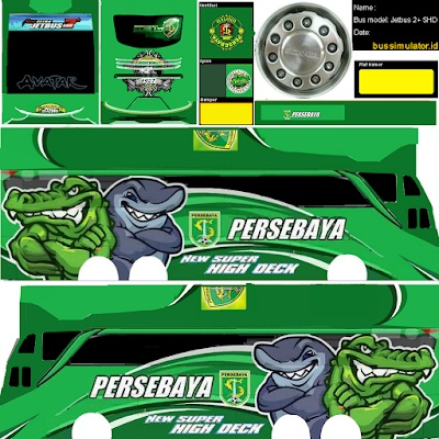 livery persebaya