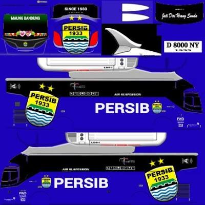 livery persib