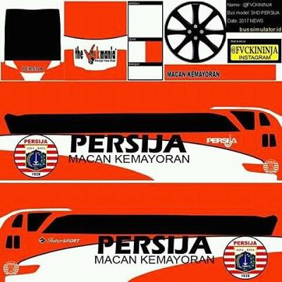 livery persija 2